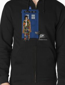 The Doctor and K-9 T-Shirt