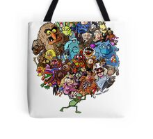 Muppets World of Friendship Tote Bag
