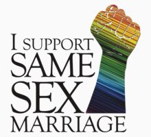 SUPPORT #SSM T-Shirt