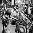 The New Machine Part. by nawroski .