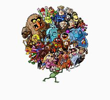 Muppets World of Friendship Unisex T-Shirt