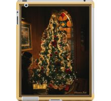 So This Is Christmas... iPad Case/Skin