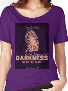 Darkness [Candy] Women's Relaxed Fit T-Shirt