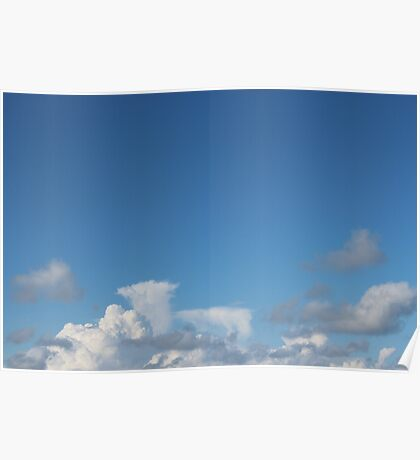 Cloudy days Poster