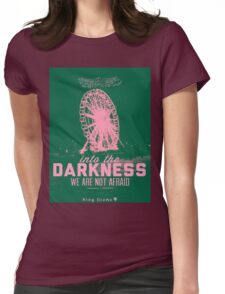 Darkness [Lush] Womens Fitted T-Shirt