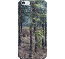 Pines original iPhone Case/Skin