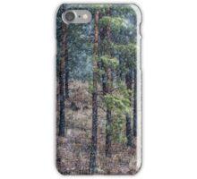 Pines original iPhone Case/Skin