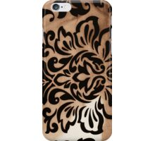 Antique damask iPhone case iPhone Case/Skin