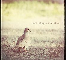 one step at a time by Kelly Letky