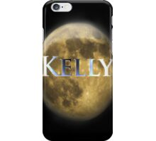 kelly moon iPhone Case/Skin