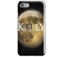 kelly moon iPhone Case/Skin