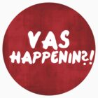 VAS HAPPENIN?! by angelx64