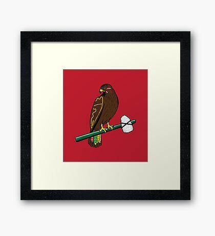 Blackhawk II. Framed Print