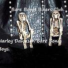Bare Bones Biker Boys by Melba428