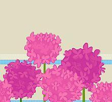 Pink Hydrangeas by rusanovska