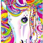 90s Pack- Lisa Frank Pony by racPOP Cases