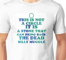 This is not a circle #2 Unisex T-Shirt