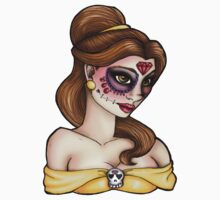 Day of the Dead Belle - Beauty and the Beast by HungryDesigns