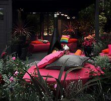 Evening Retreat by Irina Chuckowree