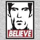 BELIEVE GIANT by mess