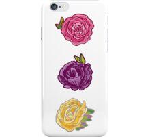 Decorative Roses iPhone Case/Skin