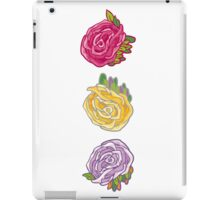 Decorative Roses iPad Case/Skin