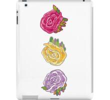 Decorative Roses iPad Case/Skin
