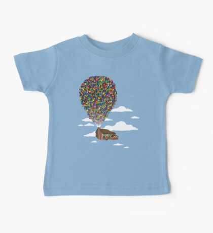Up Over Springfield Baby Tee
