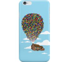 Up Over Springfield iPhone Case/Skin