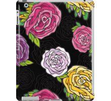 Vintage Roses iPad Case/Skin