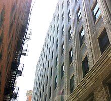 The Alley by David Misko