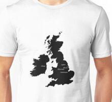 Hometowns Unisex T-Shirt