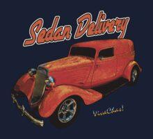 Sedan Delivery T-Shirt Kids Tee