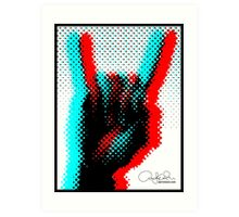 Pop Rock Art Print