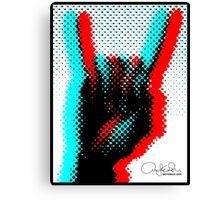 Pop Rock Canvas Print
