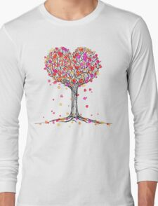 Love in the Fall Long Sleeve T-Shirt