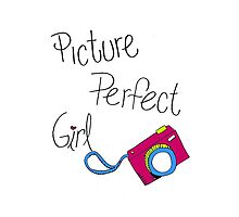Picture Perfect Girl by anapaogg