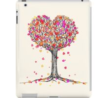 Love in the Fall iPad Case/Skin