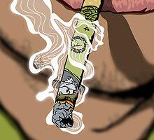 Money to Burn by AntErrickson