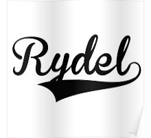 Baseball Style Rydel Poster
