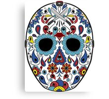 Jason Calavera Canvas Print