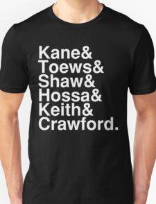 Blackhawks Heroes Shirt T-Shirt