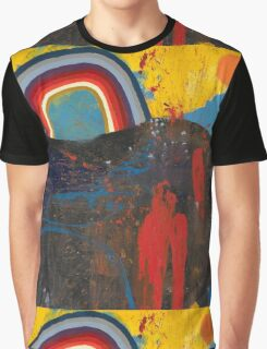 Number 2 (Rainbow Series) Graphic T-Shirt