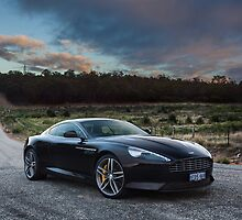 Aston Martin DB9 by Jan Glovac Photography