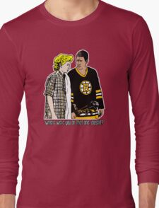 "Happy Gilmore - ""Where were you"" Long Sleeve T-Shirt"