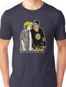"""Happy Gilmore - """"Where were you"""" Unisex T-Shirt"""