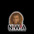 Neanderthal's With Attitude by GraphicLife