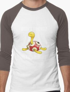 Shuckle Men's Baseball ¾ T-Shirt