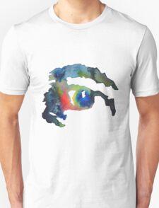 Watercolor Eye Unisex T-Shirt