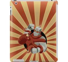 Battle of the Deeps iPad Case/Skin